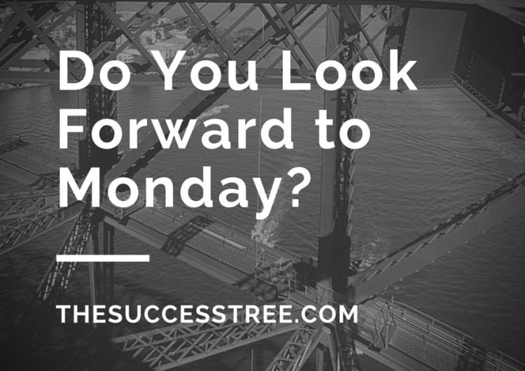 The Success Tree- Monday